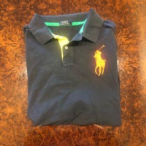 Men's used 4X short sleeve Ralph Lauren polo